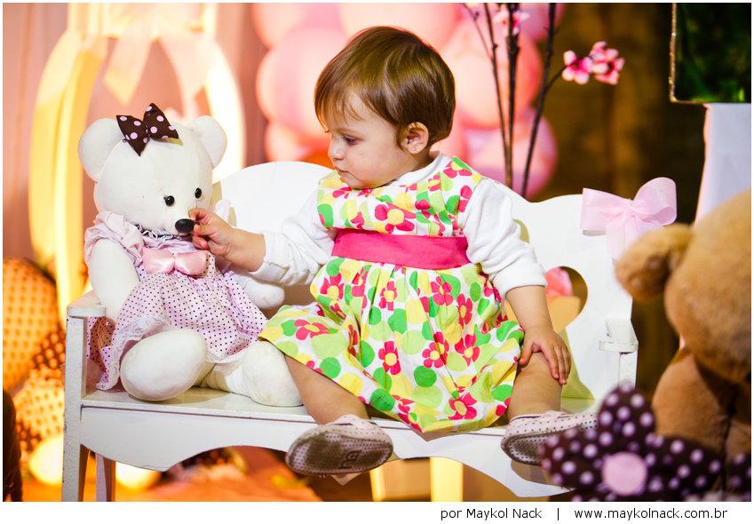 Maria Cecíllia  |  festa 1 ano  |  um amor de menina